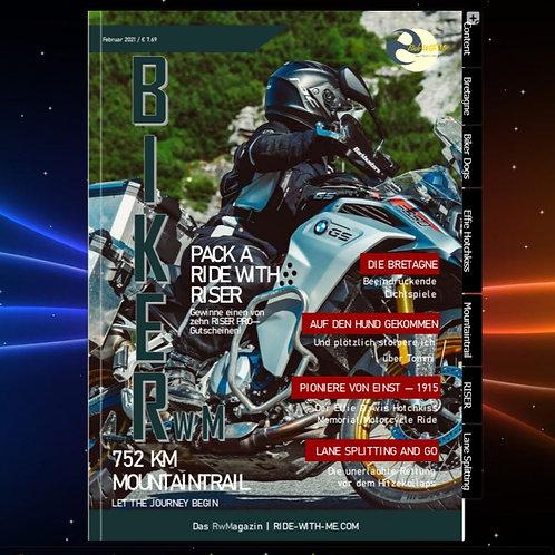 RwM Magazin 2021 / Ausgabe 2021-02