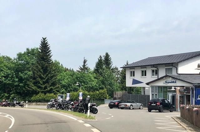 Motorradtreff Hegaublick
