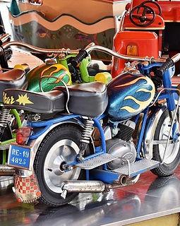 Biker Karussell