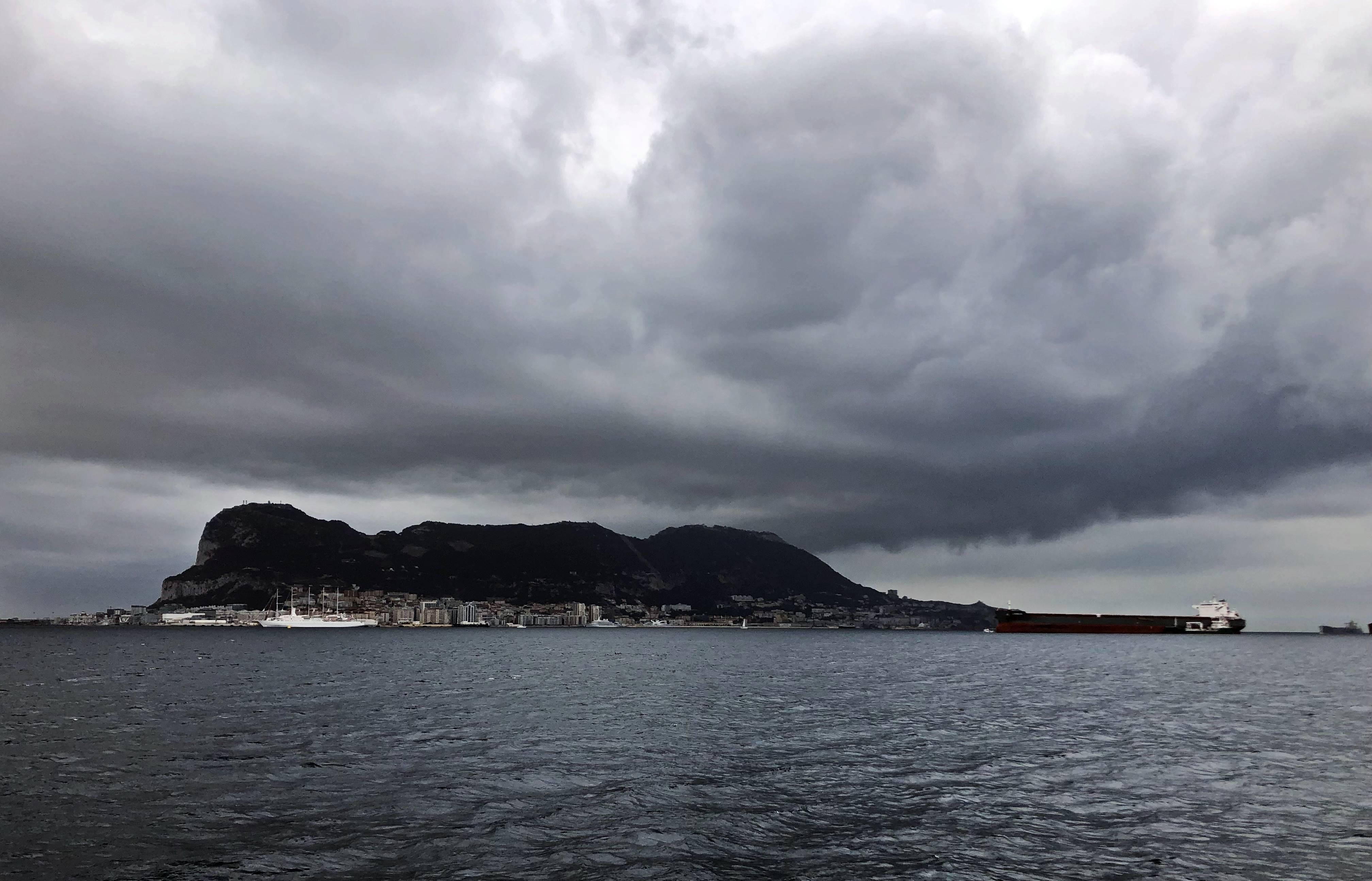 The Rock, Gibraltar / UK