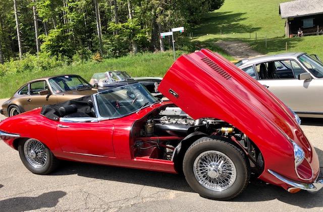 Jaguar E Typ 12/5.3
