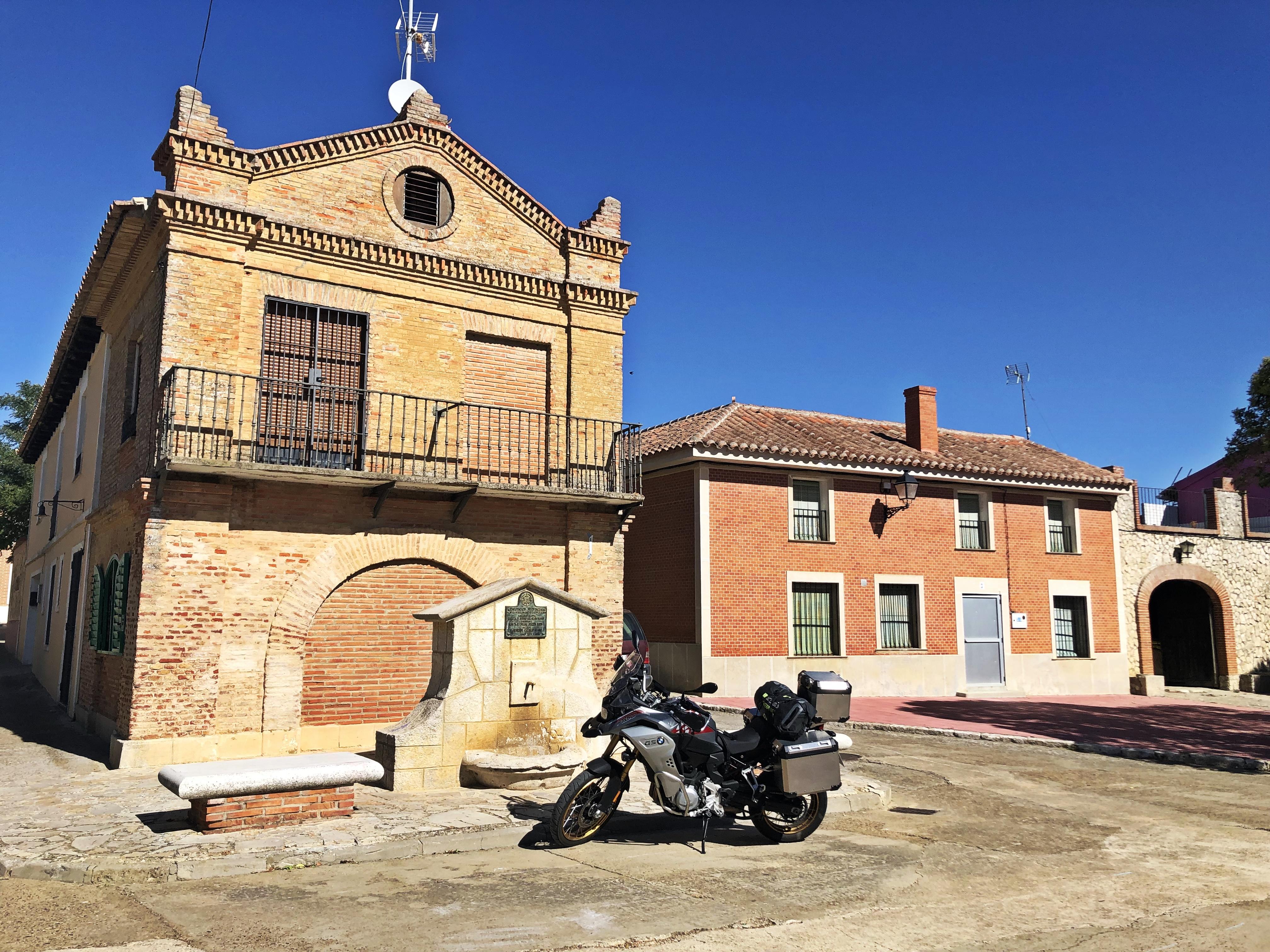 Palazuelo de Vedija, Spanien