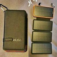 Solar-Powerbank 26800mAh Elzle