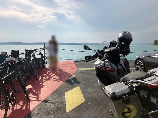Fähre über den Bodensee