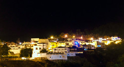 Urban Benahavís by night