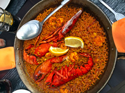 Paella, was sonst?