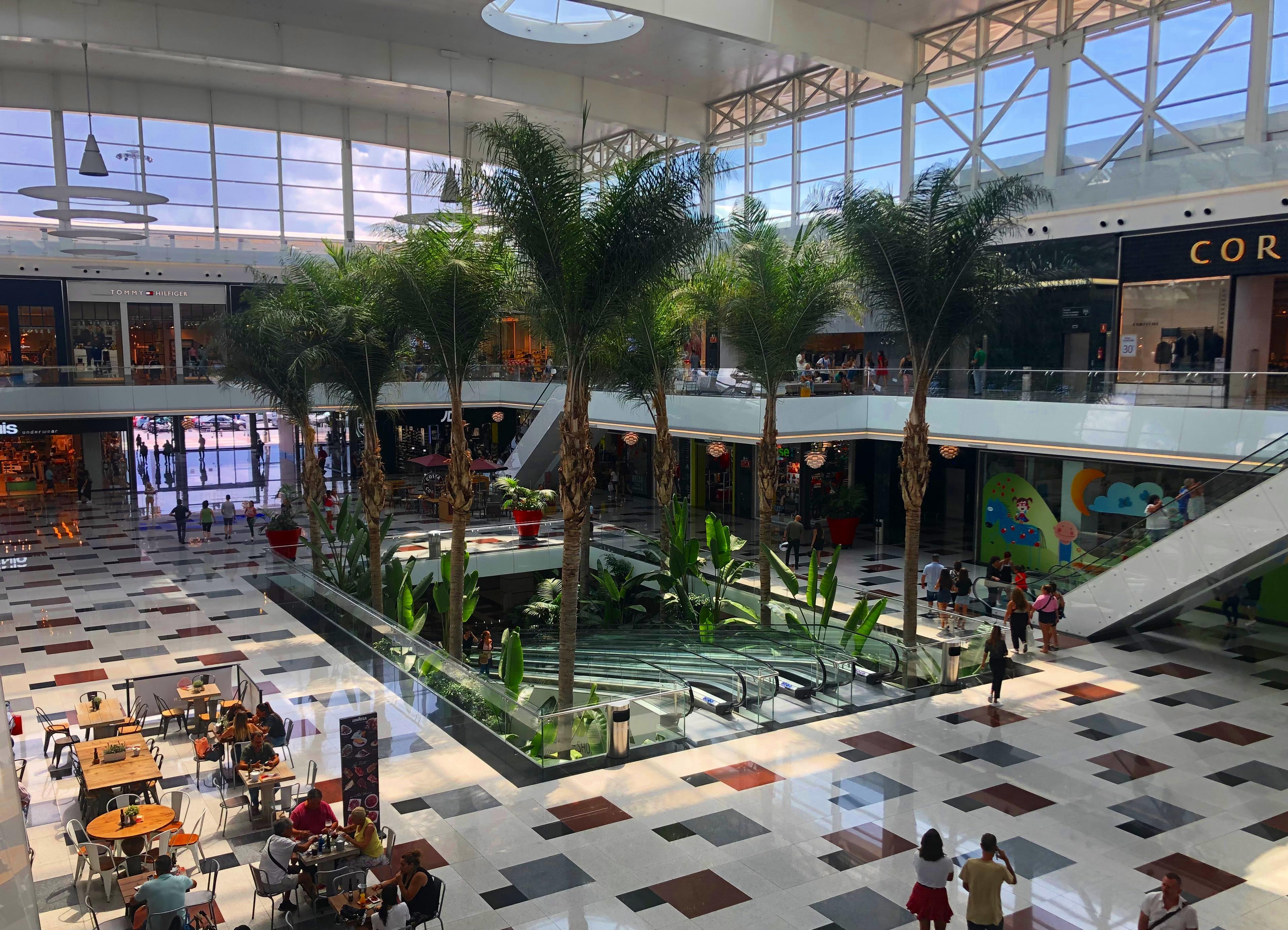 Sierra Nevada Shopping