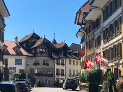 Murten, Schweiz
