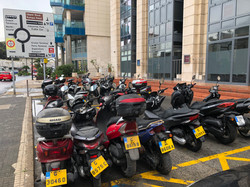 Parkplatzsuche