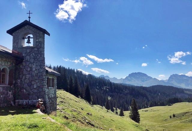 Pragelpass, Schweiz