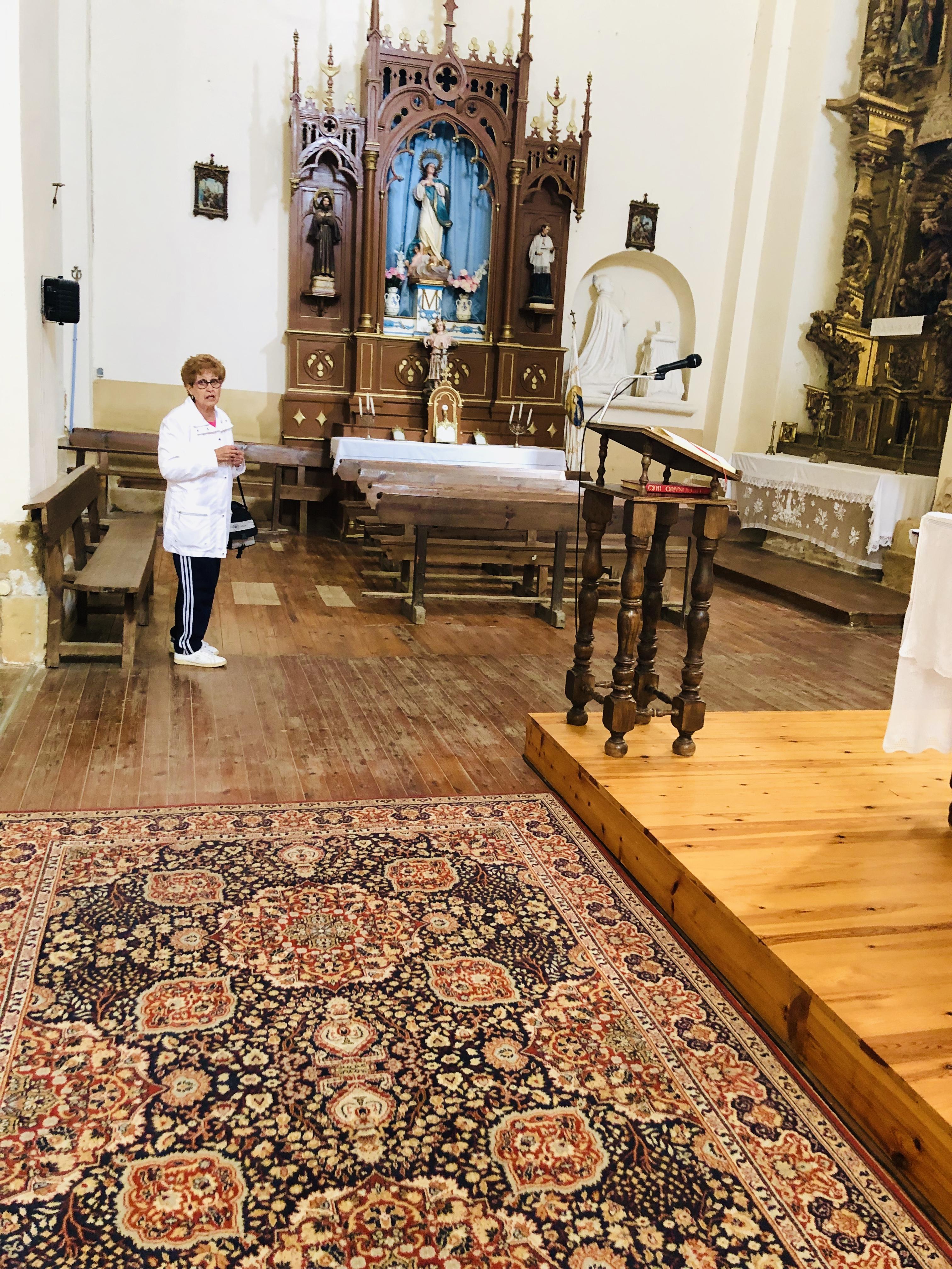 Iglesia de Nuestra Señora del Tovar