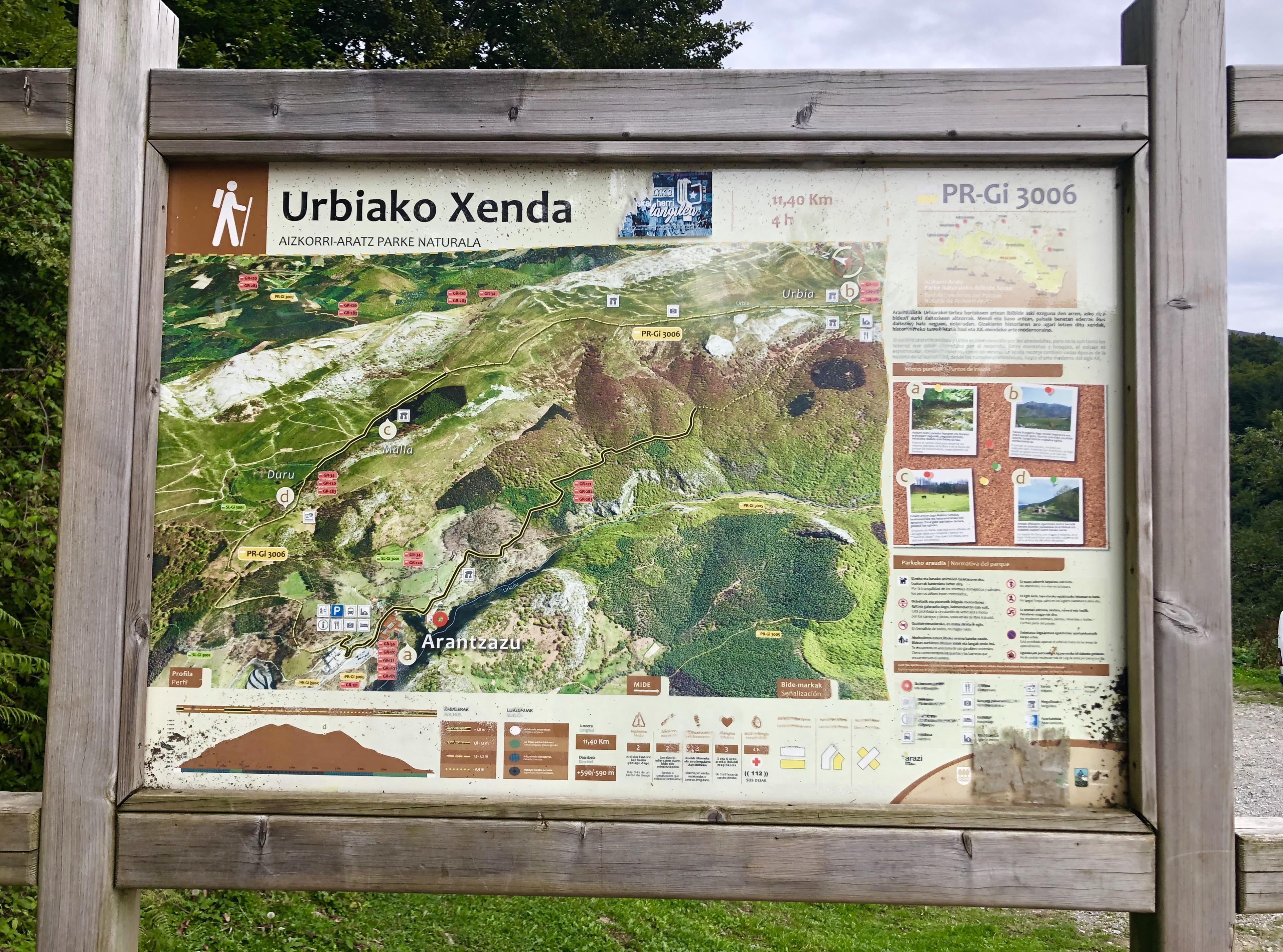 Nationalpark Aizkorri-Aratz