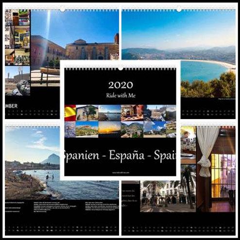 Wandkalender 2021, A3 quer