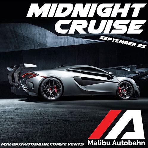 Midnight Cruise Sponsorship