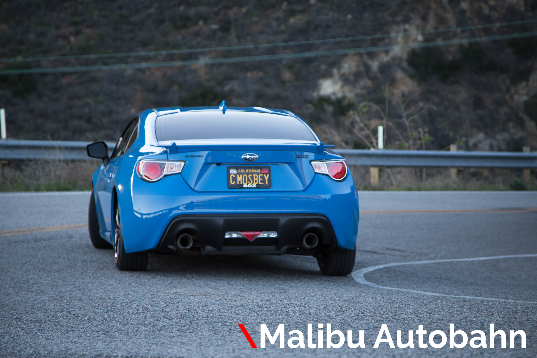 Hyper Blue Brz >> Subaru Brz Malibuautobahn