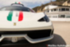 Malibu Autobahn Ferrari 458 Speciale
