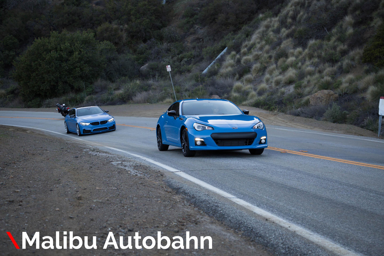 Dinan BMW M4 & Subaru BRZ
