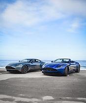 Malibu Autobahn Aston Martin's For sale