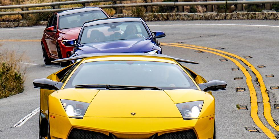 Malibu Car Week Finale Rally