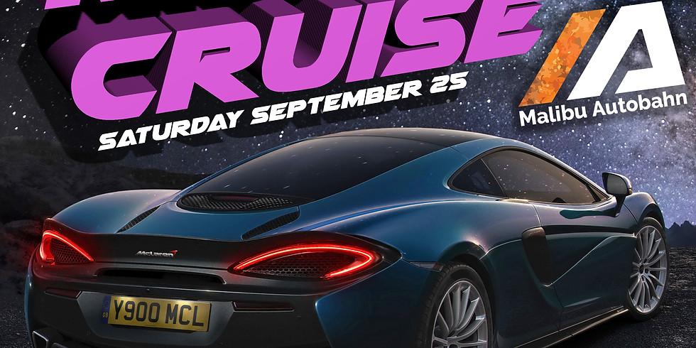 Midnight Cruise Fall Edition Parking Pass