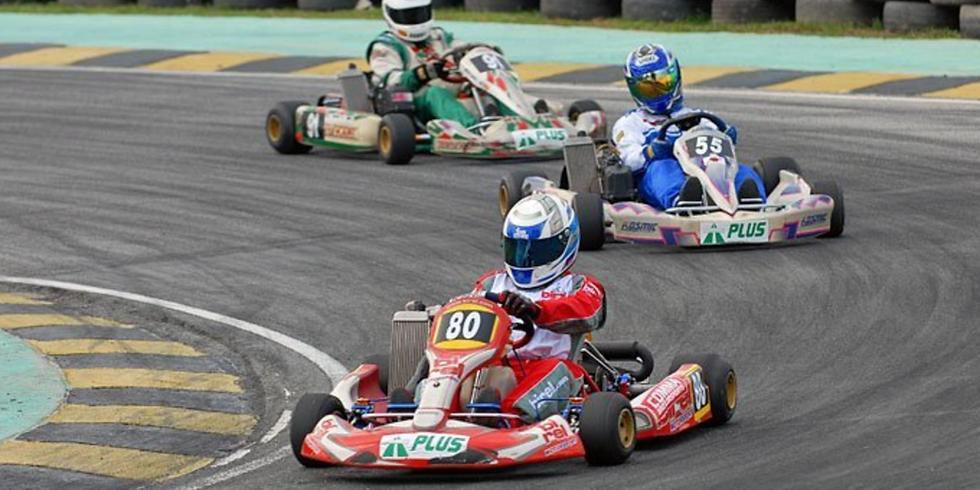 Formula K Racer Registration