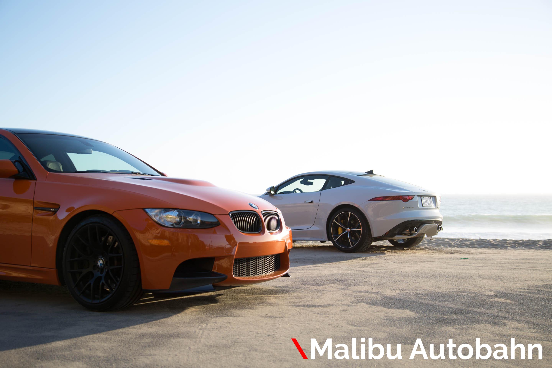 BMW M3 & Jaguar F-Type R