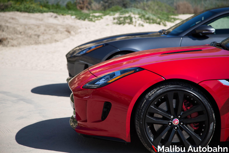 \Malibu Autobahn Jaguar F-Type S
