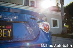 Subaru BRZ Hyper Blue Edition