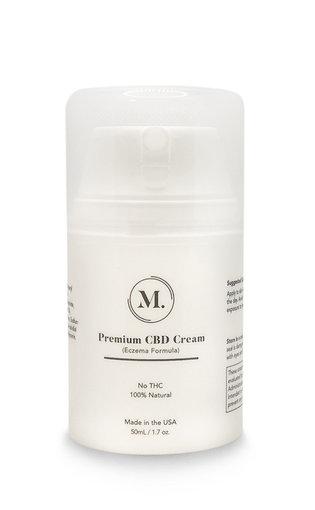Eczema CBD Cream