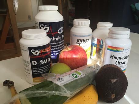 Sænk Stress: Tips til mad og vitaminer