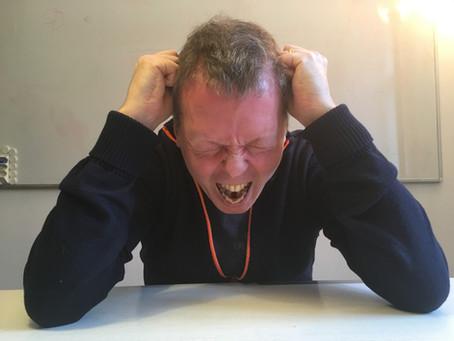 Eksperten: Mænd skal lære at tale om stress