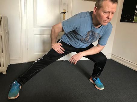 Strækøvelser til stress: Giv slip på uro og spændinger i benene