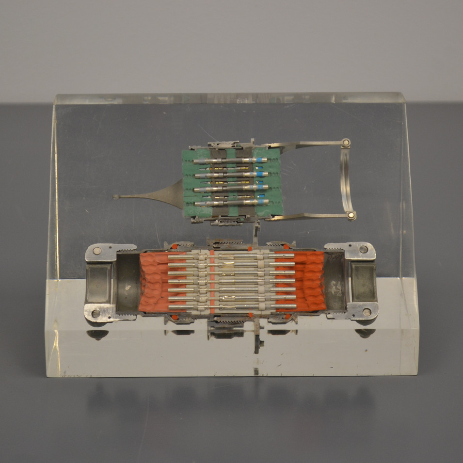 Patented Connecter