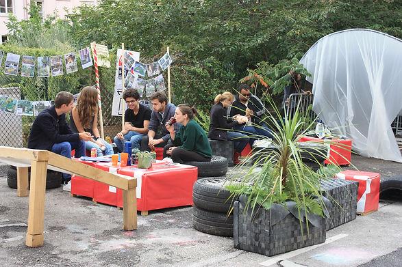 Le Syndrôme de la page blanche - Collectif Les Jardiniers Nomades -  Art, villes & Paysages Amiens - Picardie - France 2012 - 2013 - 2014 - 2015