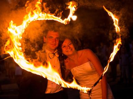 Romantik Pur ! Feuerherz