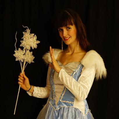 Die Eisprinzessin Elsa
