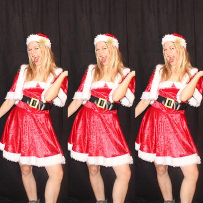 Die Weihnachtselfen