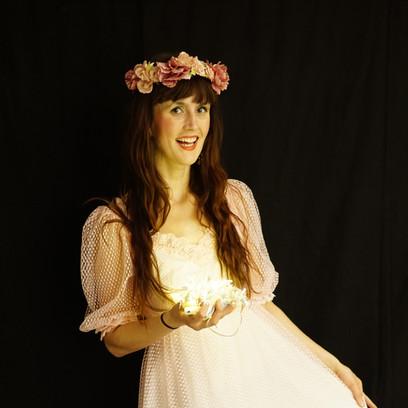 Die Blumen-Prinzessin