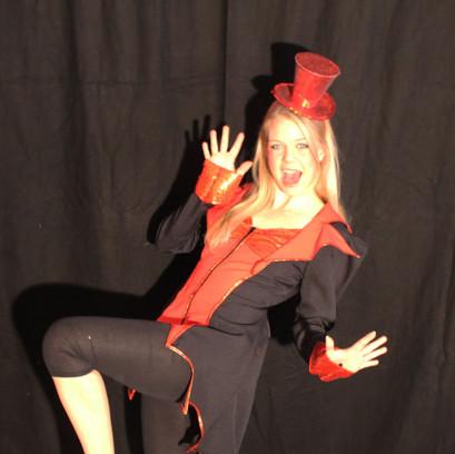 Die Draculafrau