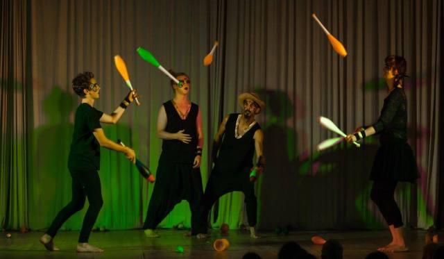 Orientalische Tanzshow mia Luna 2014