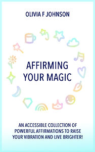 Affirming your magic book flamoonigirl