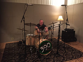 390 Band Mike Drums .JPG