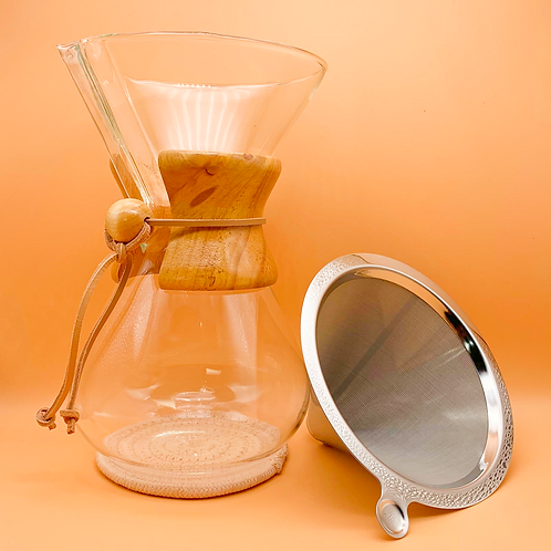 Pour Over Flask
