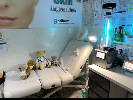 Cadham Pharmacy In Glenrothes Invests in UV-C Disinfection Technology