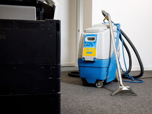 Professional Carpet Cleaning Services from JDK Cleaning
