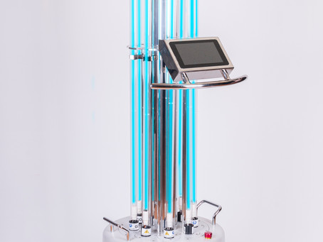 Hospital Field Study Supports Use of UV-C Disinfection Robots in Routing Cleaning Processes