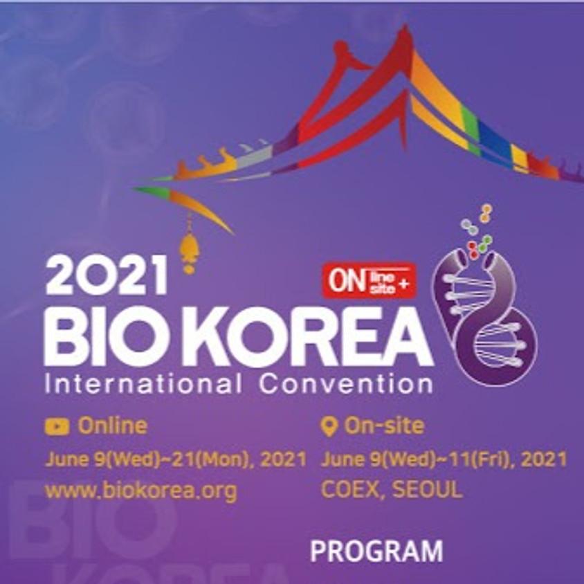 Biotechnology Korea - B2B online meetings