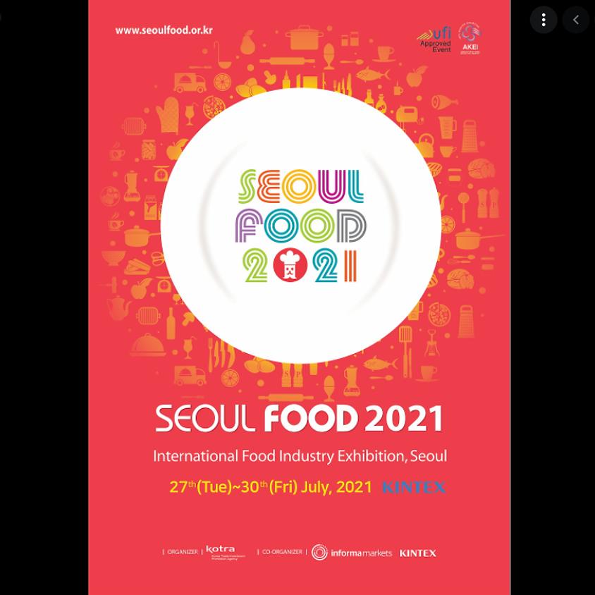 SEOUL FOOD 2021