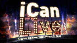 iCan LIVE logo