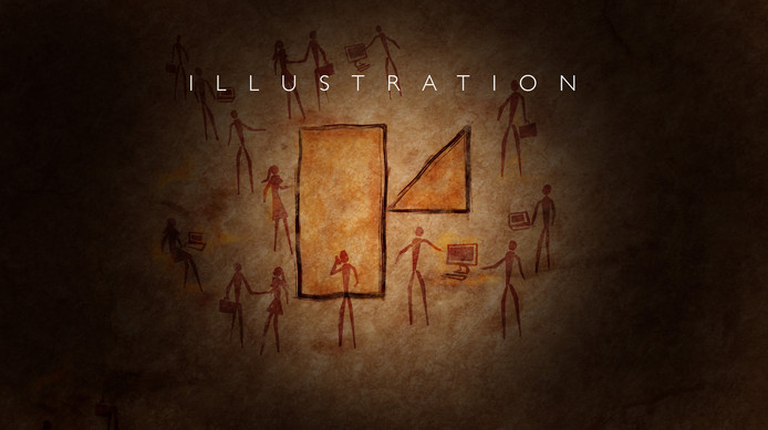 Rushfirth Creative illustration image